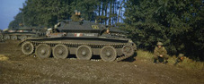 Covenanter: Reservist Tank | Warspot.net