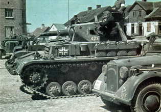 Pz.Kpfw.IV Ausf. D through E | Warspot.net