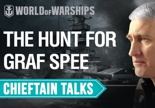 Chieftain Talks: The Hunt for Graf Spee. Battle of the River Plate | Warspot.net
