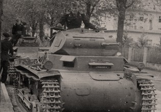Pz.Kpfw.II Ausf.a through b: An Unplanned Tank | Warspot.net