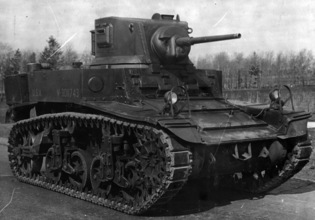 M3A1: Light Tank with a Hard Fate | Warspot.net