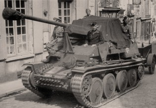 Marder III: German Tank Destroyer on a Czech Chassis | Warspot.net