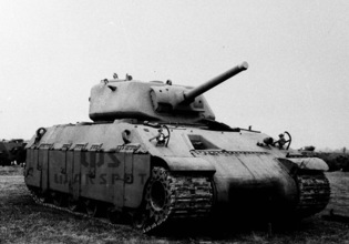 Medium Assault Tank for the British | Warspot.net