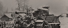 Tanks in Snow | Warspot.net