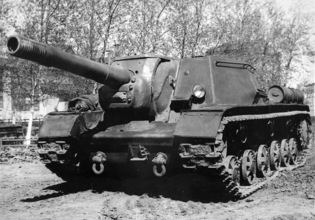 Soviet Tank Destroyers: Self Propelled Guns