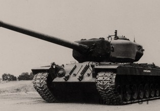 Top 5 Tanks of WWII | Warspot.net