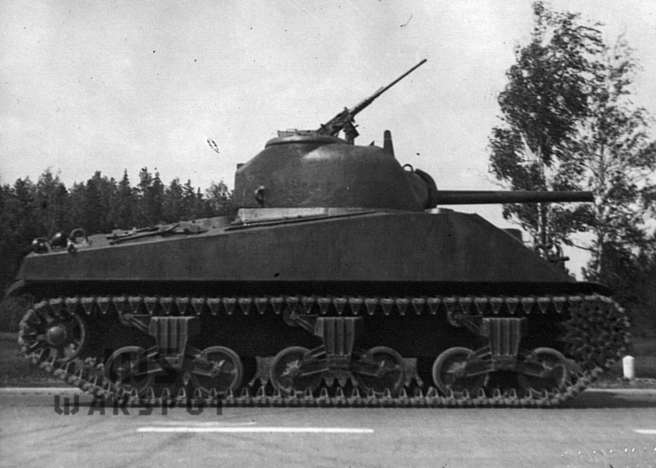 ​These tanks were typical for summer-fall 1942 production - A Tank for Allies | Warspot.net