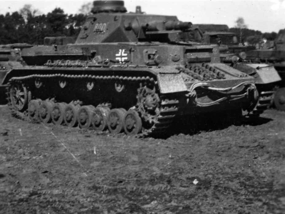 ​Mass production PzIV Ausf. D, spring 1940 - Pz.Kpfw.IV Ausf. D through E | Warspot.net