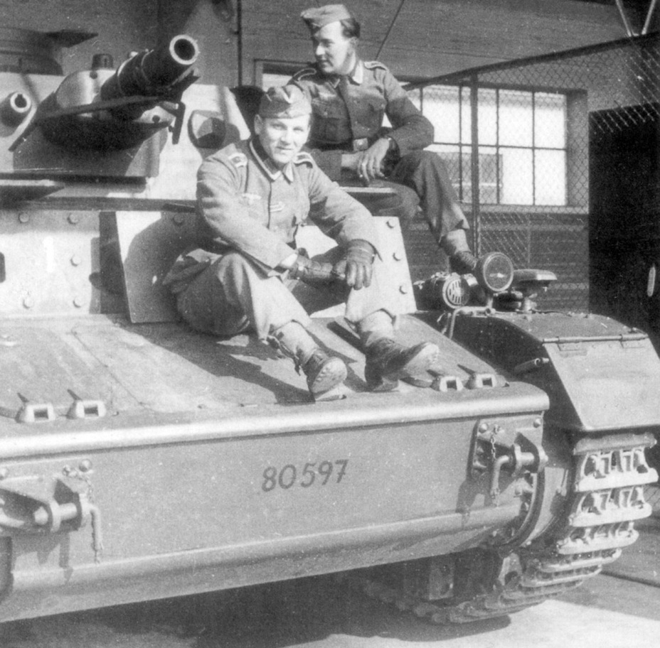 ​PzIV Ausf. D, April 1940 production, with armour added to the front of the turret platform and the middle front plate - Pz.Kpfw.IV Ausf. D through E | Warspot.net