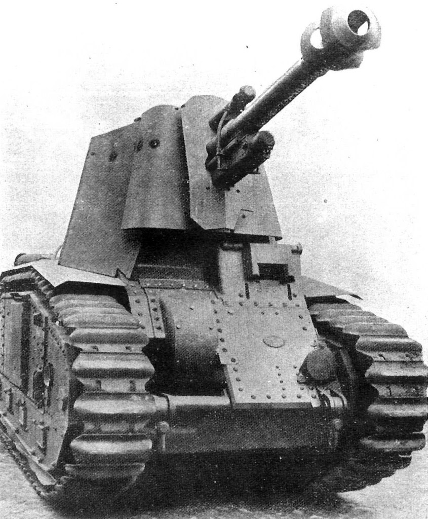 ​The same vehicle from the front - Char B in German Service | Warspot.net