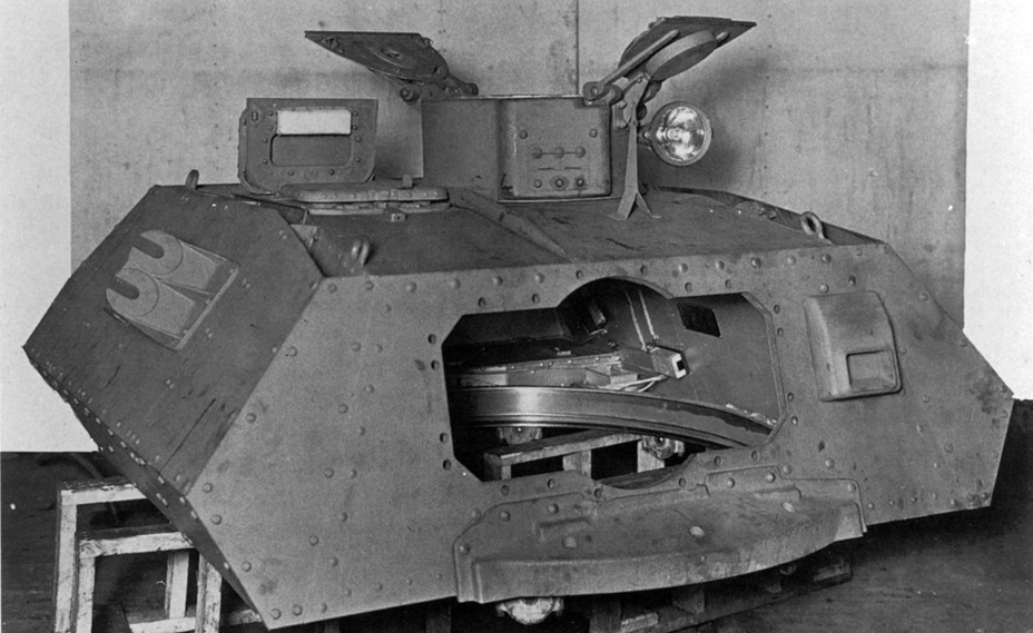 ​Cruiser Tank Mk.IVA turret - Cruiser IV: A Bit More Armour | Warspot.net