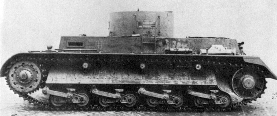 ​The same vehicle after improvements. The suspension armour was altered - Begleitwagen: A Specialist of All Trades | Warspot.net