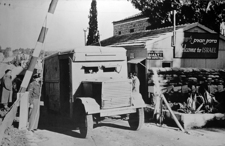 ​An armoured bus, converted from a regular vehicle - Israeli Sandwiches | Warspot.net