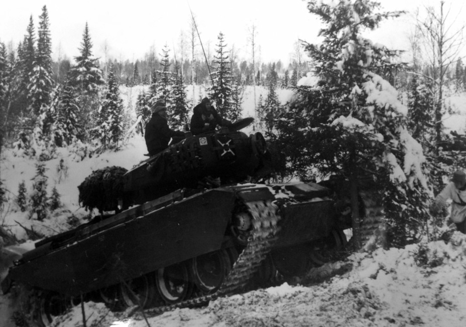 ​The final stage of the study of the vehicle was exercises during the winter of 1954. It was clear that the Swedish military made the right choice - Adventures of the Centurion in Scandinavia | Warspot.net