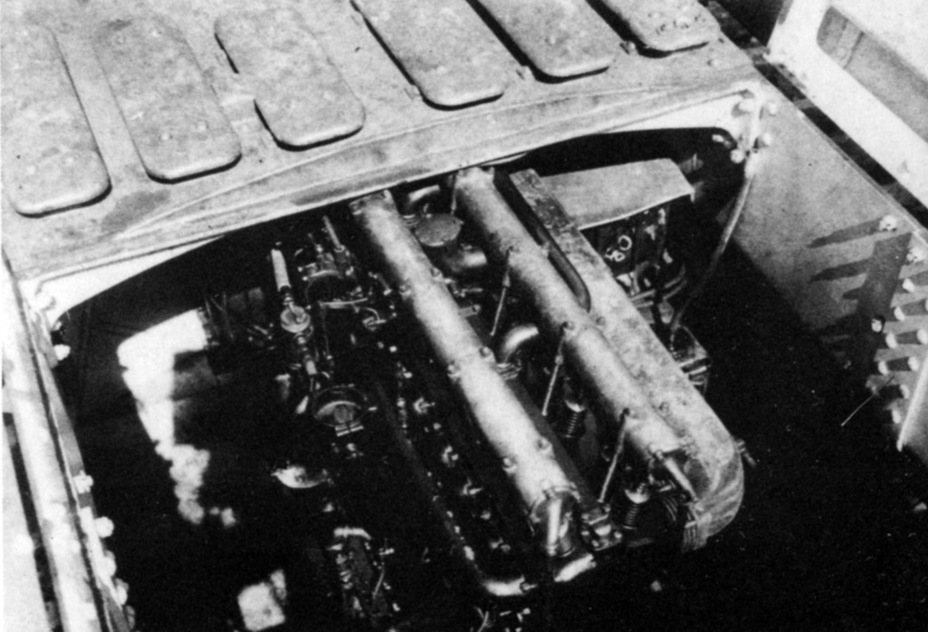 ​Murray and Tregurtha engine which practically killed the Medium Tank M1921 - Medium Tank T1E1: Britain's Heir | Warspot.net