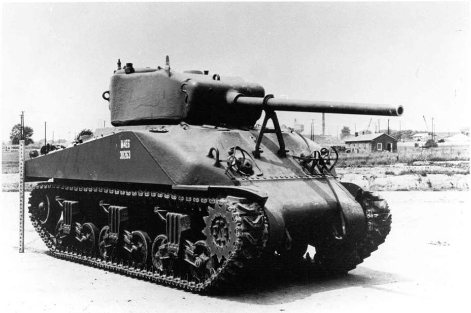 ​Medium Tank M4E6 - The Longest Millimeter | Warspot.net