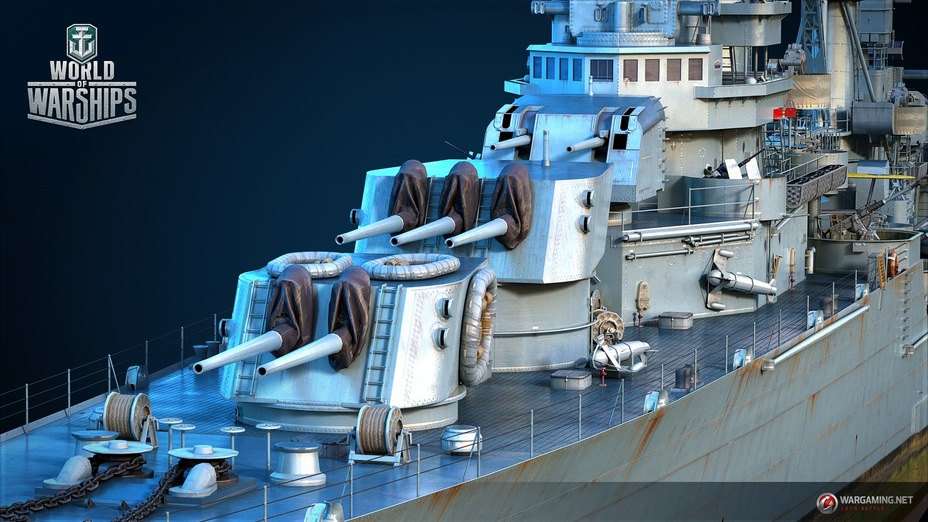 ​ - Paper Ships: the Project 389 Dallas Light Cruiser | Warspot.net