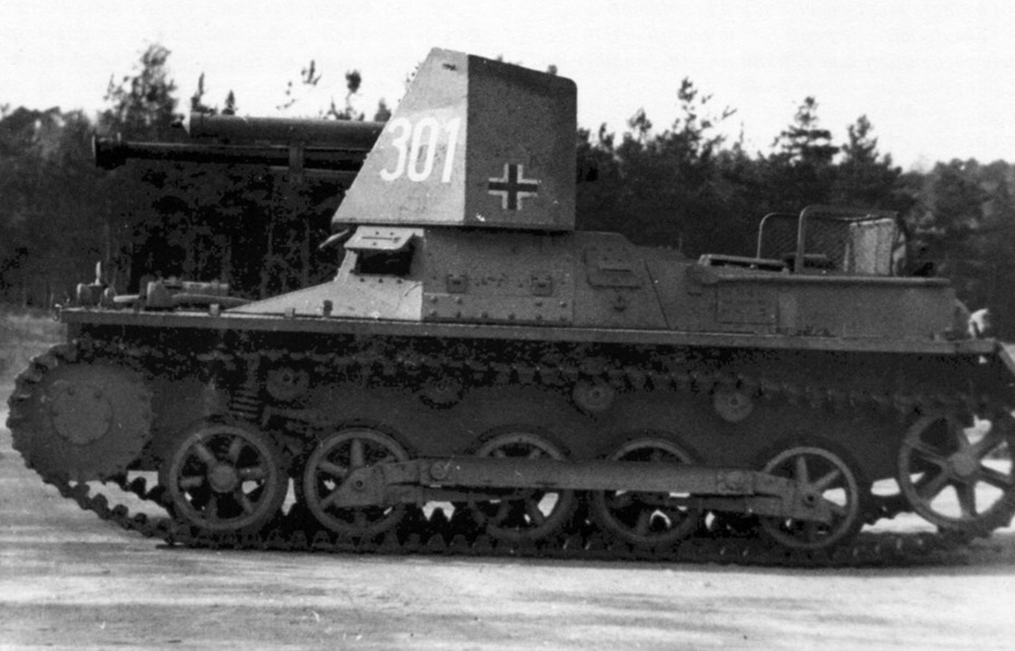 ​One of the 132 Panzerjager I built in the spring of 1940 - Small, But Fierce | Warspot.net