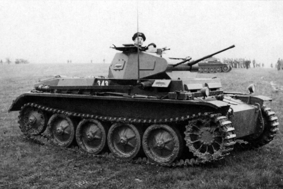​Mass production PzII Ausf. D in a training unit, summer of 1939 - Pz.Kpfw.II Ausf. D-E: Unlucky Torsion Bars | Warspot.net