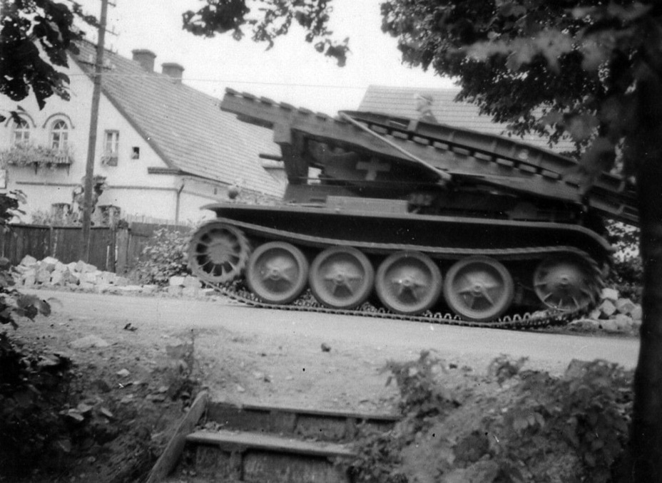 ​PzII Ausf. D bridgelayer, September of 1939 - Pz.Kpfw.II Ausf. D-E: Unlucky Torsion Bars | Warspot.net