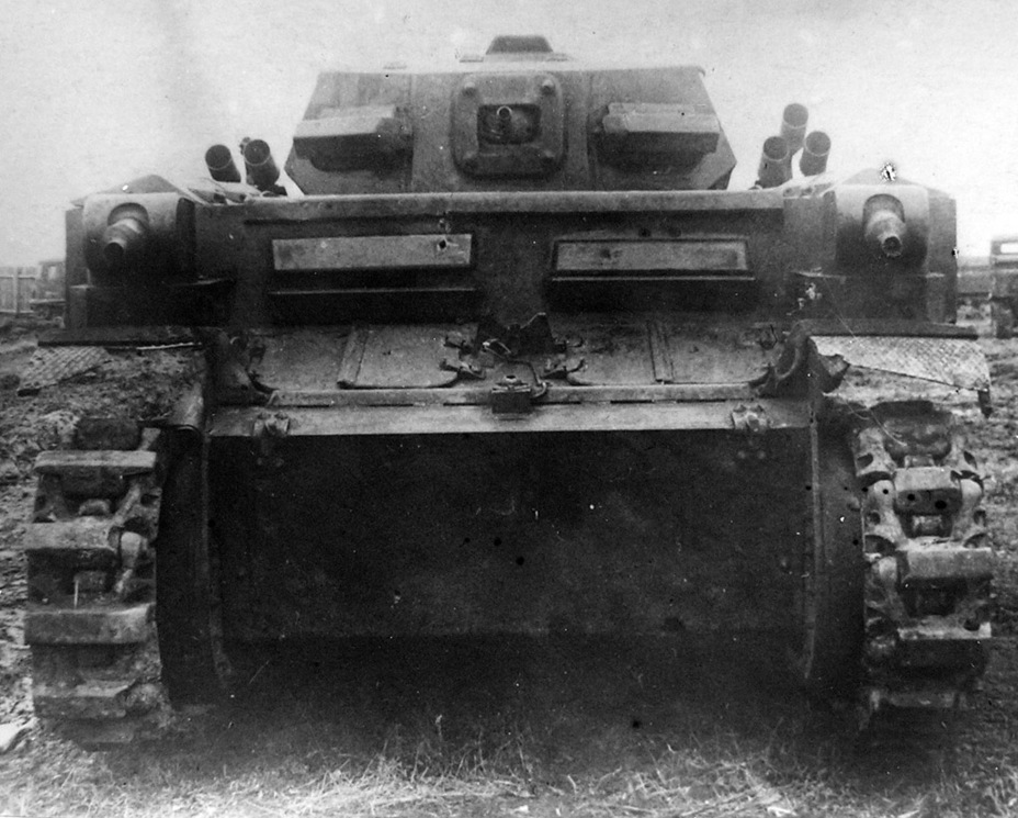 ​The rubber pads wore out significantly during battles - Pz.Kpfw.II Ausf. D-E: Unlucky Torsion Bars | Warspot.net