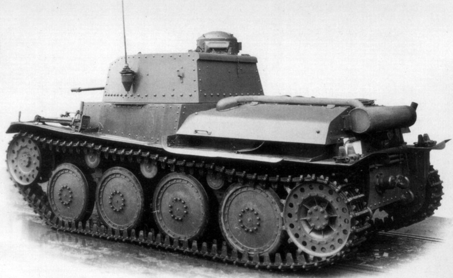 ​A rear transmission required a radical redesign - Praga LTL and Pzw 39: Tanks for Neutrals | Warspot.net