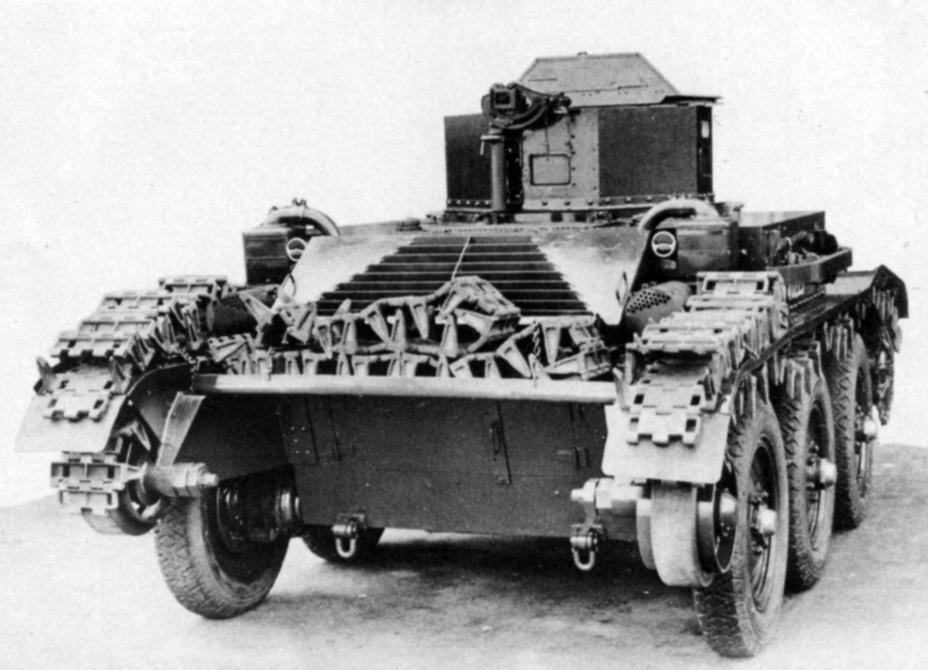 ​The same tank on wheels - Combat Car M1: Armour for American Cavalry | Warspot.net