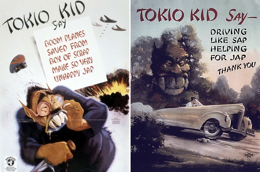 ​Aircrafts assembled from saved metal make the Japanese unhappy, but he likes those who are fans of driving at furious speed and wasting gasoline - Highlights for Warspot: Tokio Kid | Warspot.net