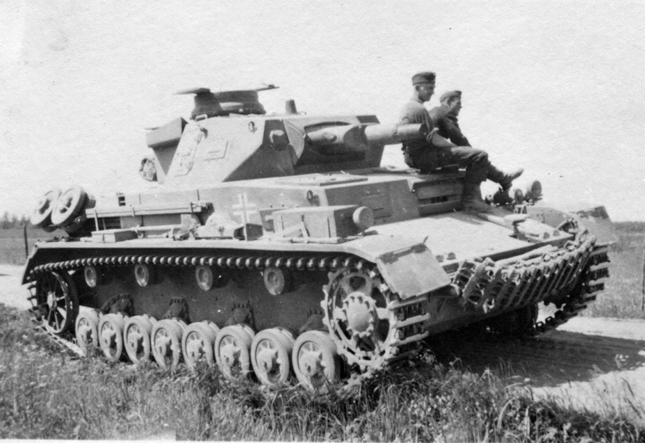 ​PzIV Ausf. C on the Eastern Front, summer of 1941 - Pz.Kpfw.IV Ausf. A through C | Warspot.net
