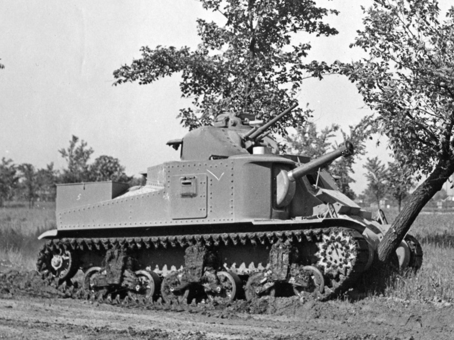 ​The presence of counterweights is a sure sign that the tank is equipped with stabilizers - Medium Tank M3 | Warspot.net
