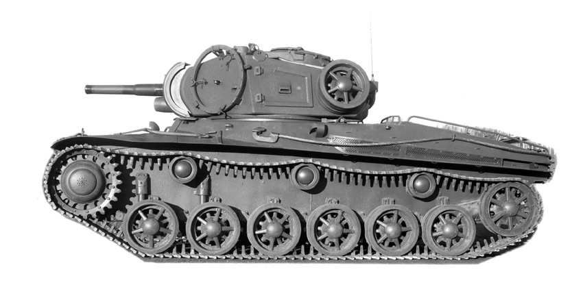 ​Ikv 73 - Strv 74: Europe's Last Medium Tank | Warspot.net