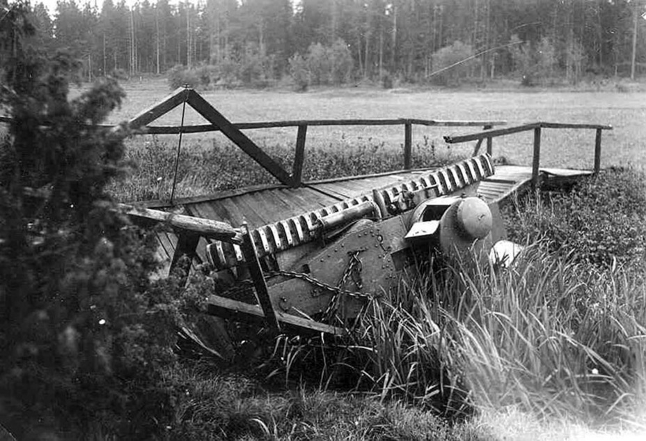 ​This photograph illustrates the outcome of the trials of the NC-27 in Sweden - Renault NC: Destined for Export | Warspot.net