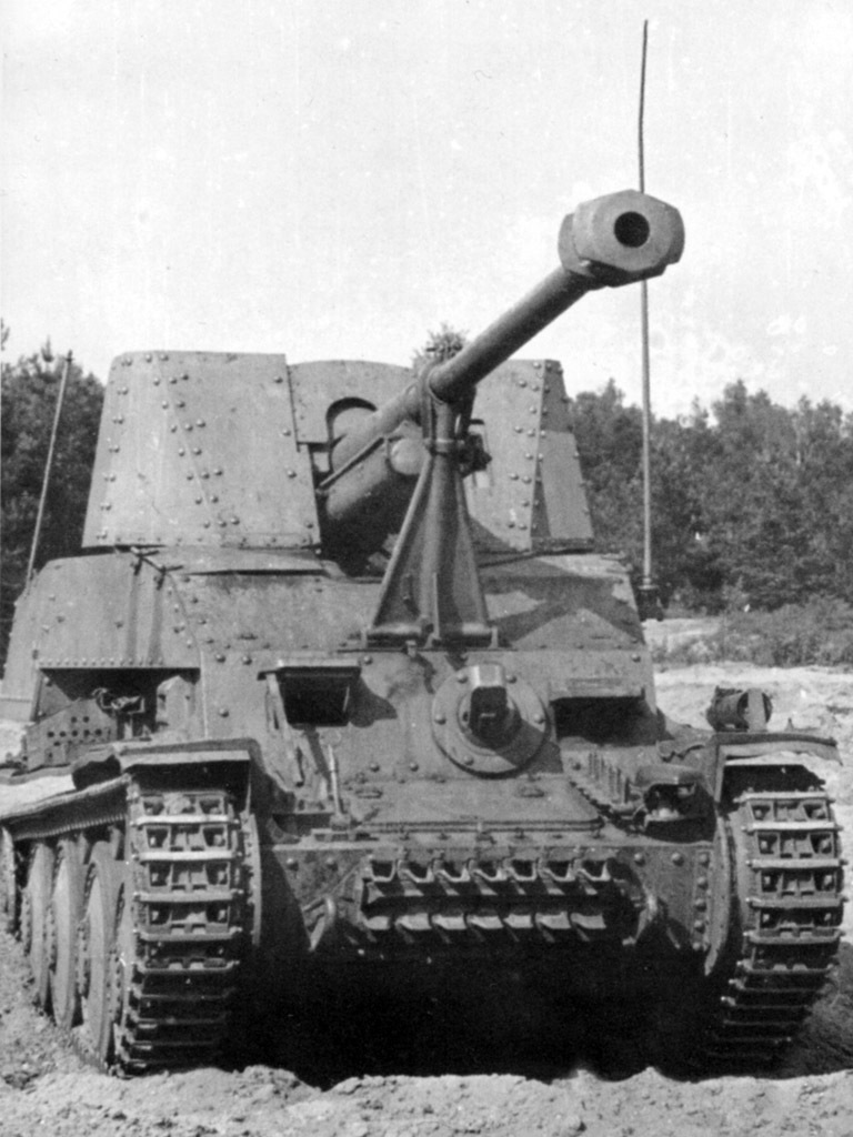 ​Pz.Sfl.2 für 7,62 cm Pak 36, converted from a refurbished Pz38(t) - Marder III: German Tank Destroyer on a Czech Chassis | Warspot.net
