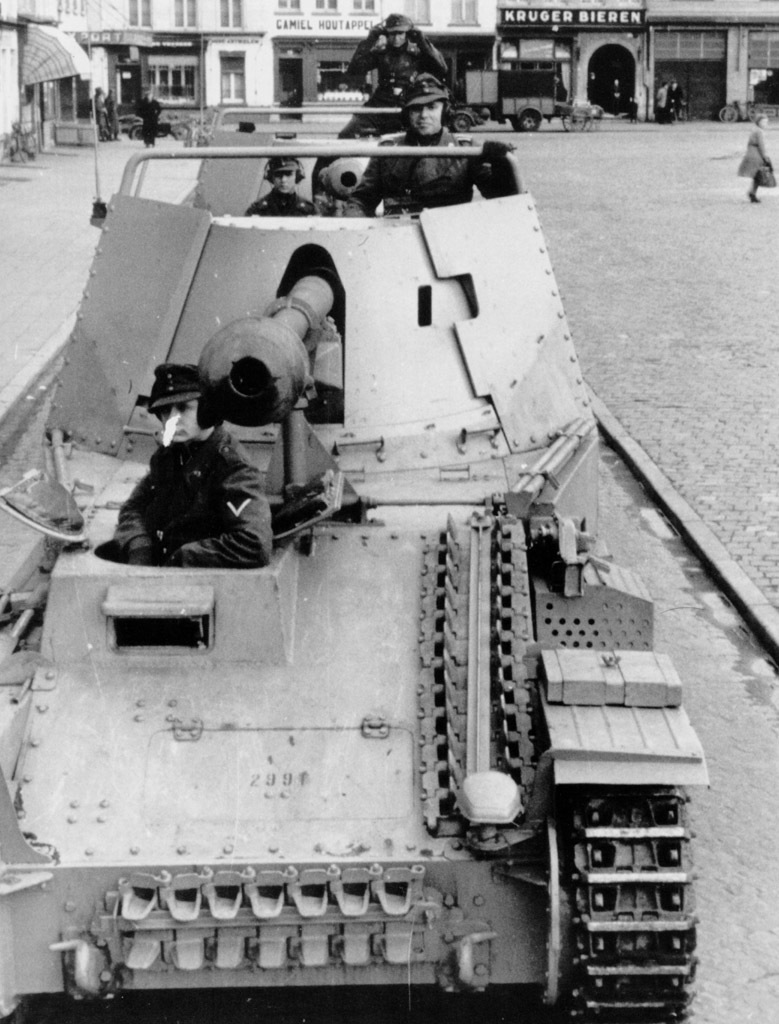 ​Welded casemates were introduced in November of 1943 - Marder III: German Tank Destroyer on a Czech Chassis | Warspot.net