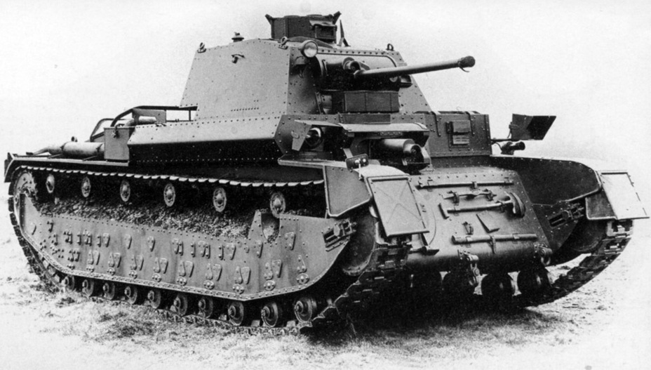 ​The Medium Tank A7E3 laid the foundation for the new infantry tank - Short-Term Queen of the Desert | Warspot.net