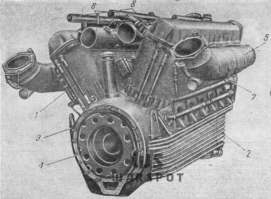 ​The MB.507 engine reached 720 hp during trials in 1942. The Maybach lobby managed to discredit this design, but nothing good came of it - Panther's Ancestors | Warspot.net