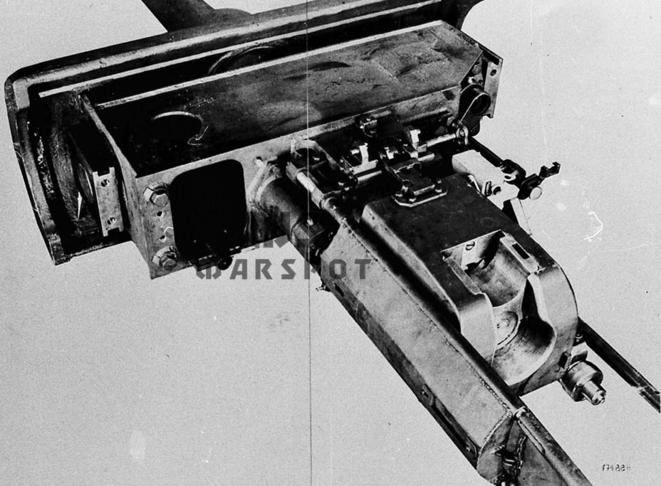 ​The first 75 mm KwK 42 L/70 gun used in the Versuchs-Panther - Panther's Ancestors | Warspot.net