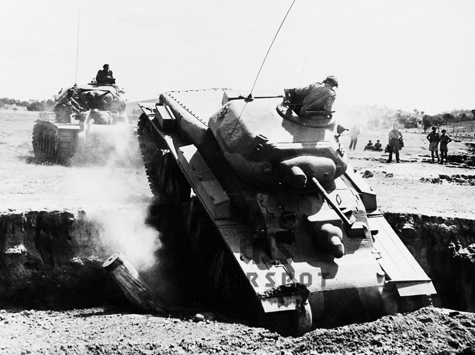 ​The first tanks of this type entered service in November of 1942 - The Australian Sentinel | Warspot.net