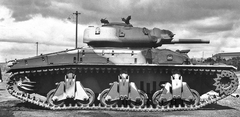 ​AC III prototype. As the Australian tank program was closed, production was cancelled - The Australian Sentinel | Warspot.net