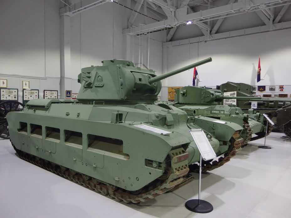 ​Infantry Tank Mk.II or Matilda, Base Borden. This tank was shipped to Canada for demonstration purposes, in hopes that the Americans would produce it at their own factories. This mission was unsuccessful - Canadian Valentines | Warspot.net