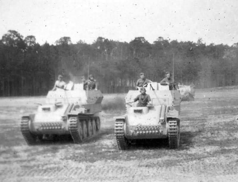 ​Flakpanzer 38(t) on exercises - A SPAAG for the Panzerwaffe | Warspot.net