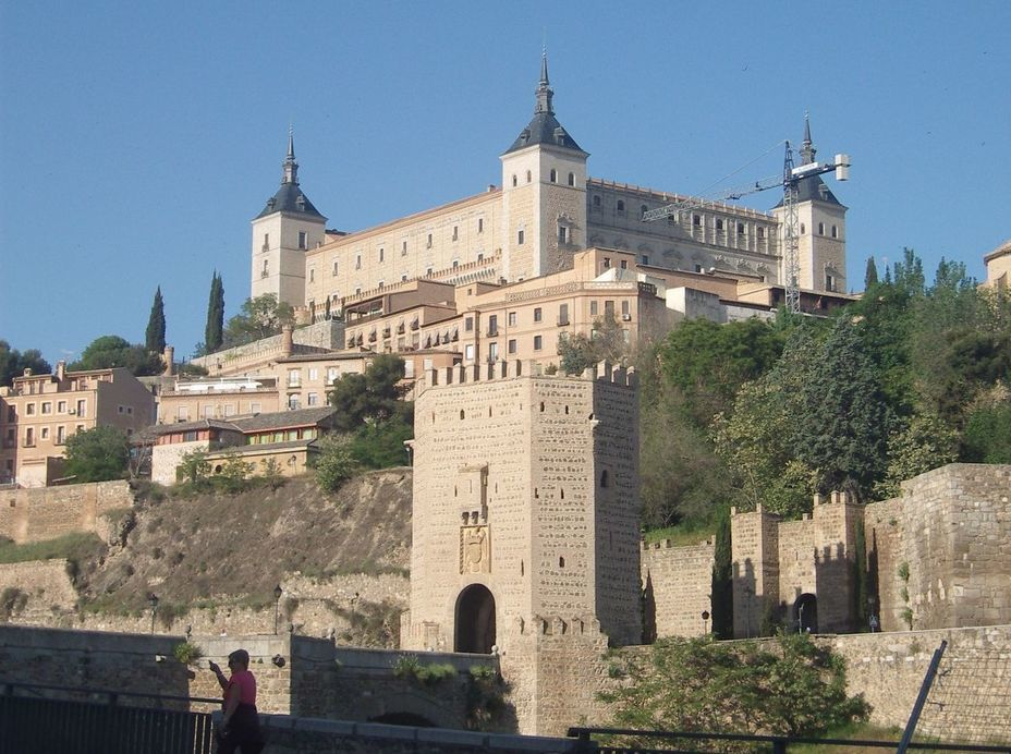 ​View of the Alcazar. Photo by the author - In memory of past greatness | Warspot.net