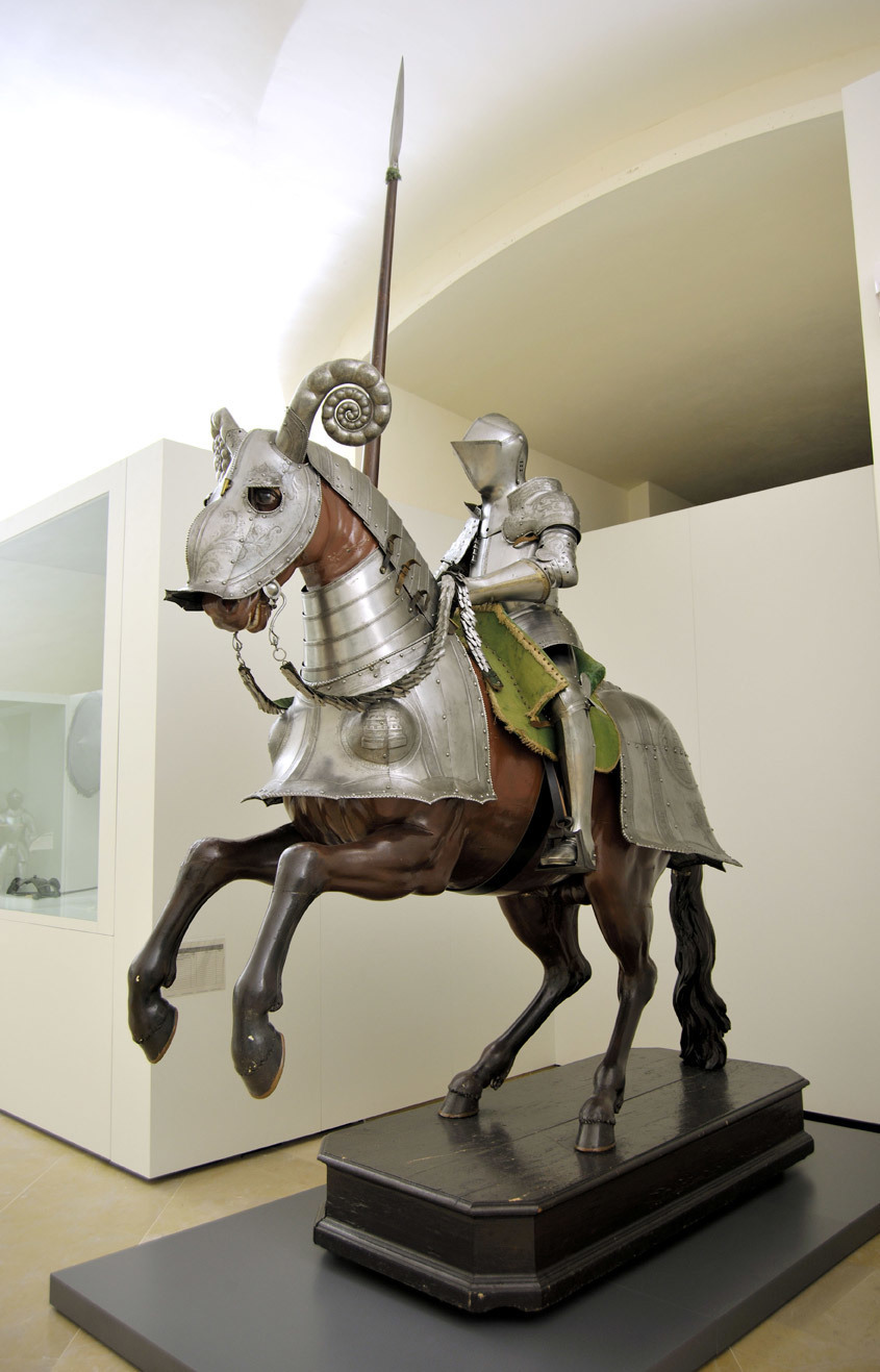 ​Cavalry armor of the Duke of Alcala, second half of the 16th century. — portal.protecturi.org - In memory of past greatness | Warspot.net