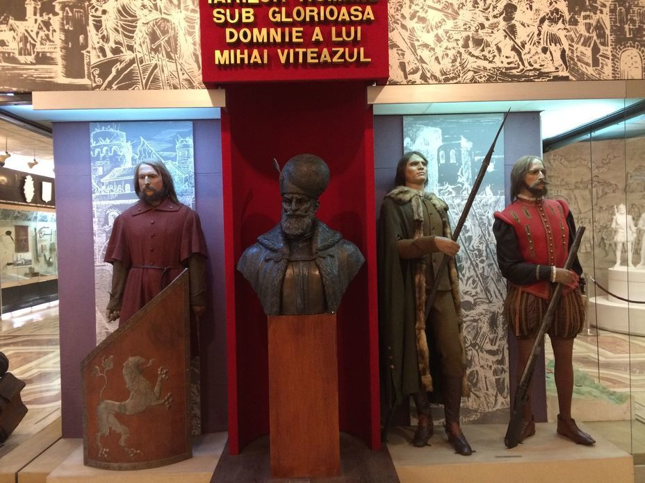 ​Mannequins of the soldiers of the Wallachian ruler Mihai the Brave (1558-1601). Photo by the author - Romanian military history from antiquity to the 21st century | Warspot.net