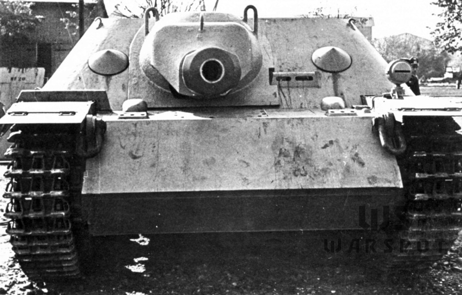 ​The prototype had thicker front armour than the model - Jagdpanzer IV: The Best StuG | Warspot.net