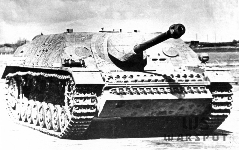 ​One of the first le.Pz.Jg.IV produced in January-February 1944 - Jagdpanzer IV: The Best StuG | Warspot.net