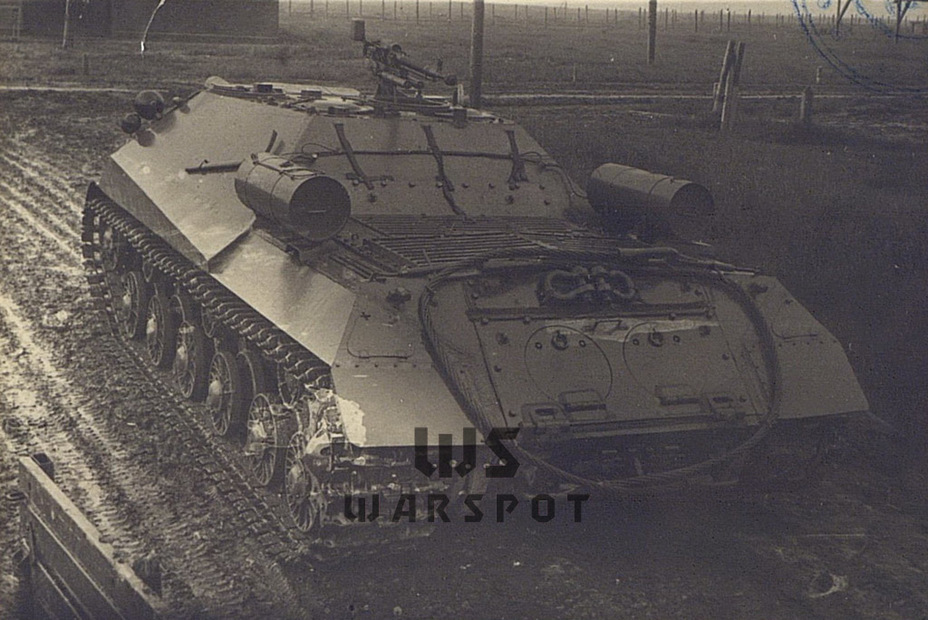 ​The Kirovets-2 had some differences from the Kirovets-1 and the production IS-3, especially when it came to the engine deck - Object 704: Late Replacement | Warspot.net