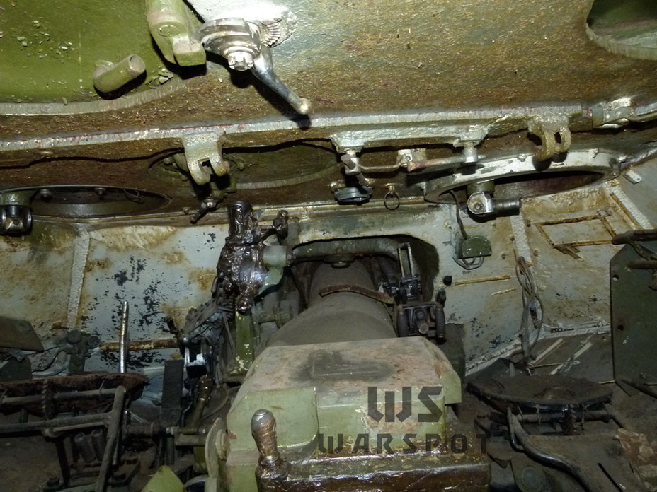 ​Inside the fighting compartment - Object 704: Late Replacement | Warspot.net