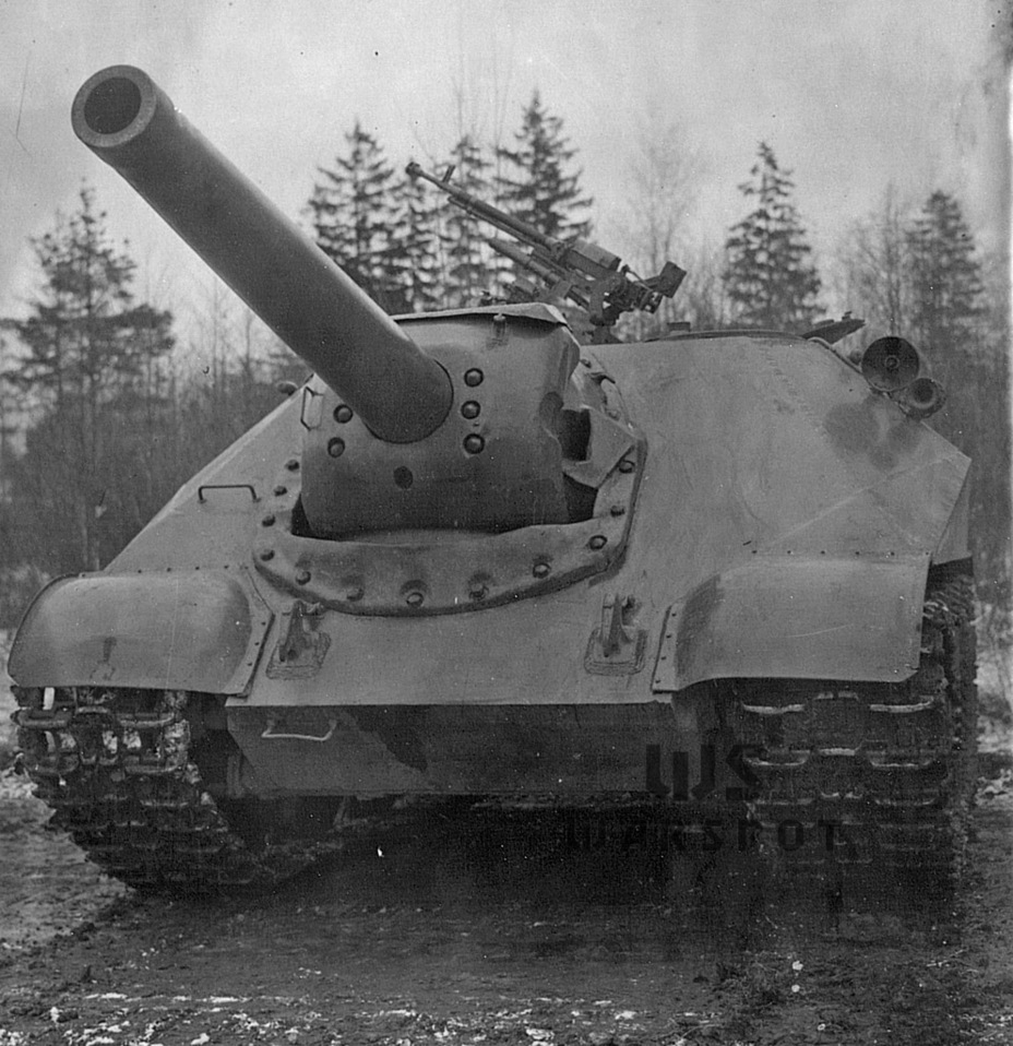 ​Due to various negotiations gunnery trials of the Kirovets-2 only took place in the fall of 1945 - Object 704: Late Replacement | Warspot.net